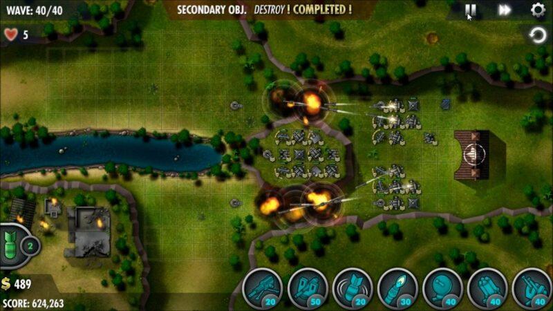 """iBomber Defense Pacific"" - Bonus Stage 2 (10 of 10)"