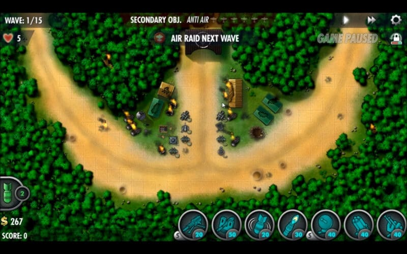 """iBomber Defense Pacific"" - مهمة الحملة 12 - ""Battle of Tenaru"" (2)"
