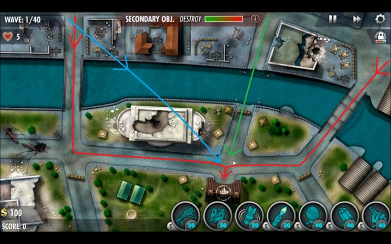 """""""iBomber Defense Pacific"""" - Misión de campaña 22 - """"Manila"""" (1)"""
