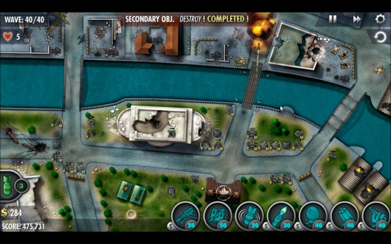 «iBomber Defense Pacific» - Mission de campagne 22 - «Manille» (10)
