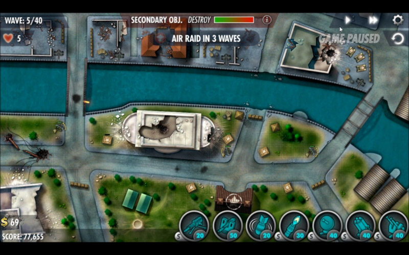 «iBomber Defense Pacific» - Mission de campagne 22 - «Manille» (3)