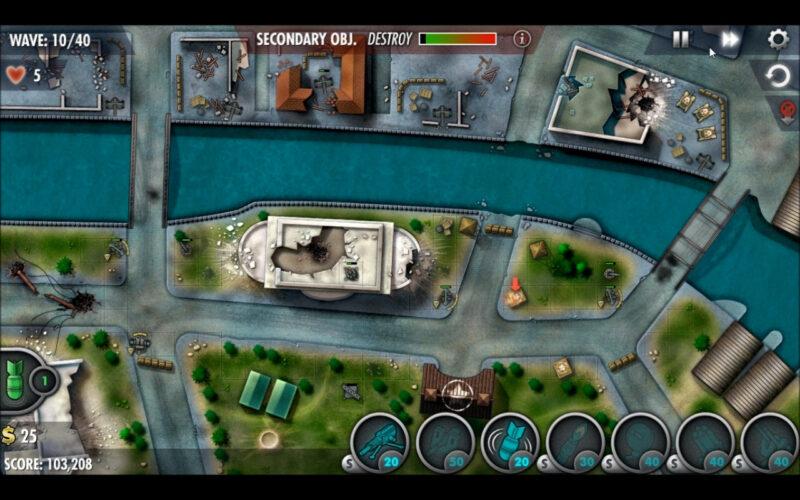 """""""iBomber Defense Pacific"""" - Misión de campaña 22 - """"Manila"""" (4)"""