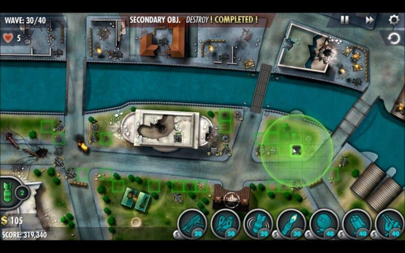 """""""iBomber Defense Pacific"""" - Misión de campaña 22 - """"Manila"""" (8)"""