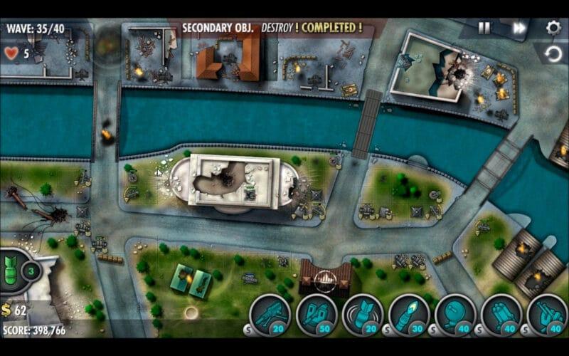 """""""iBomber Defense Pacific"""" - Misión de campaña 22 - """"Manila"""" (9)"""